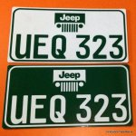 Conduction Plate Jeep
