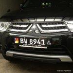 Premium black Mitsubishi