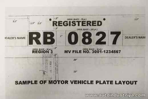 LTO plate layout - Feb 2017
